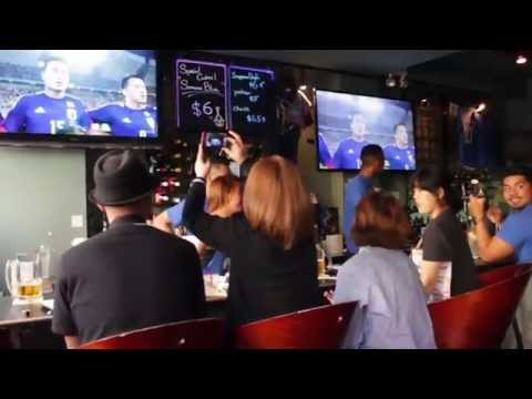 NYXI: World Cup in NYC (Japan v. Greece 0-0)