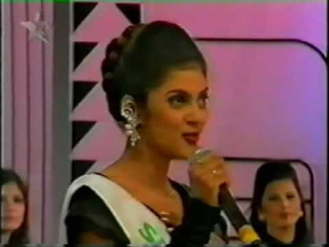 Femina Miss India 1994 - Crowning Moment video