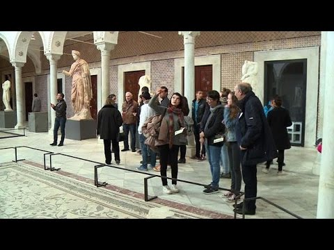 Tunis' Bardo museum open for visits nine days after attack