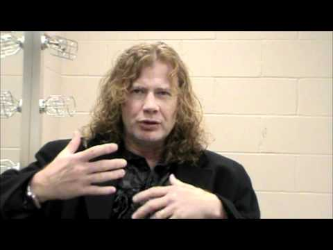 Dave Mustaine Dave Mustaine's Spider Chord