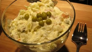 Russian Winter Salad
