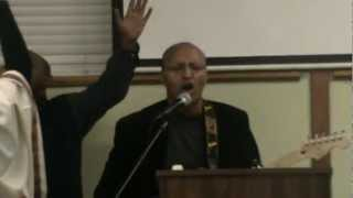 Gezachew Worku - Live Worship @ Eritrean Church Of Oakland