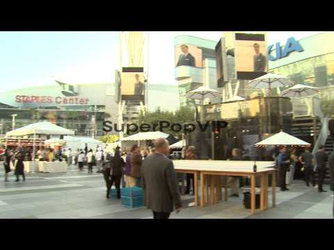 Atmosphere at 2012 Los Angeles Food and Wine Festival Ope...