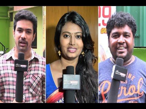 Kadhal 2014 Team Interview | Harish | Neha | Sugandhan - BW