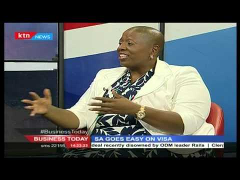 Business Today 5th May 2016 South Africa goes easy on Visa