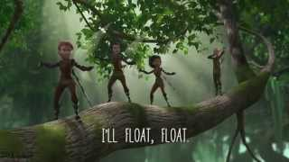 Tinkerbell And The Legend Of The NeverBeast / Float Lyrics