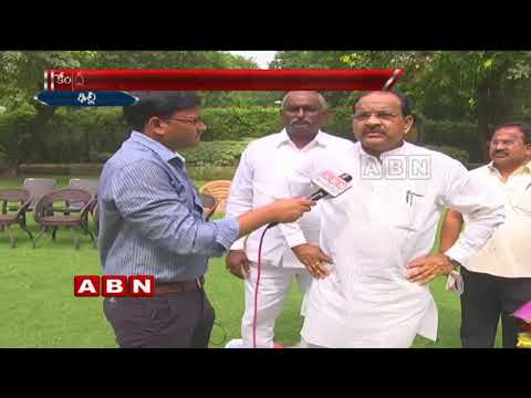 MP Thota Narasimham Face to Face over Visakha Railway Zone