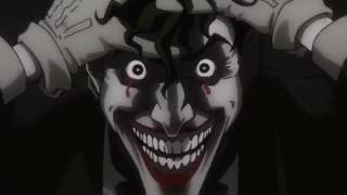 The Killing Joke - Joker's Crazy Laugh