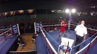 Ultra White Collar Boxing | Milton Keynes Ring 2 | Mark Saunders VS Charles Harrison