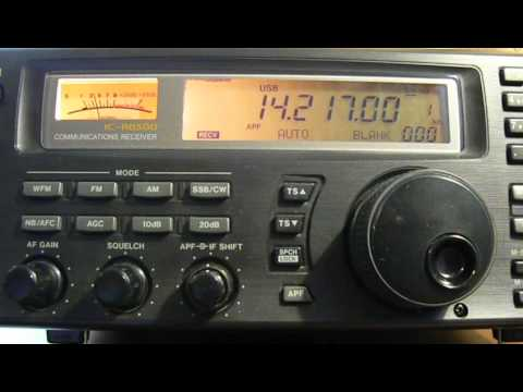 14217khz,Ham Radio,P29FR(SANDAUN,Papua New Guinea) 08-26UTC.