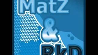 MatZ og RKD Alene (lyrics)