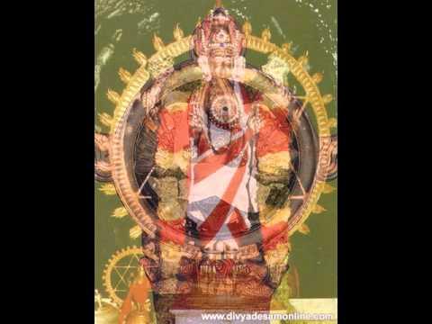 Sri Sudharsanashtakam- Upanyasam-  1- Sri U. Ve. Velukudi Krishnan Swami video