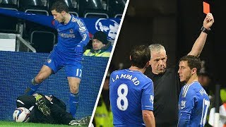 The day Hazard lost it and kicked a ball boy - Oh My Goal