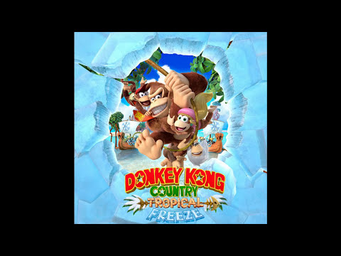 Donkey Kong Country: Tropical Freeze Soundtrack - Alpine Incline (Ground)