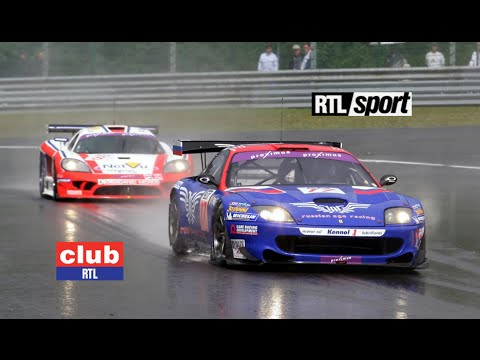 Proximus 24 hours of Spa 2006 (1/4) RTL Sport