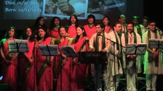 ধিতাং ধিতাং বলে .... Ghum Bhanger Gaan - A tribute to Salil Chowdhury