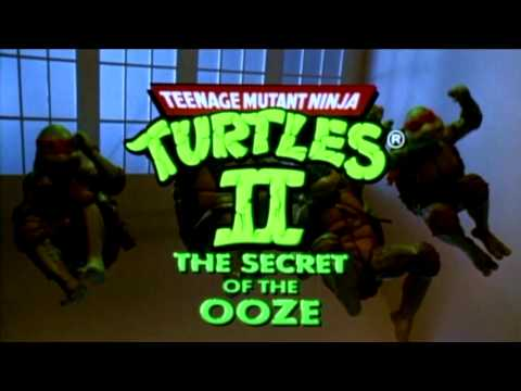 Teenage Mutant Ninja Turtles II: Secret of the Ooze (1991) Movie Review