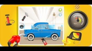 Mechanic Max - Visit the best car service in town - Kids Game