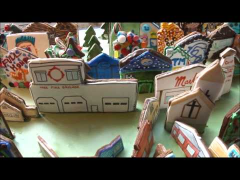 Ucluelet in Gingerbread