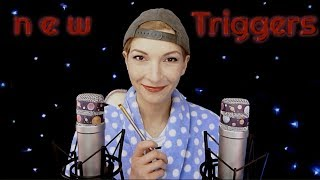 [ASMR] Trigger im Testbunker - soft spoken in deutsch / german