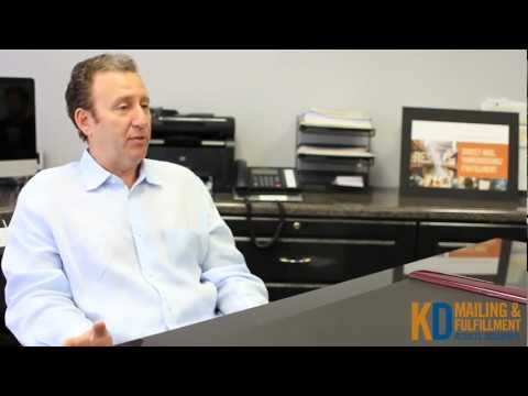 Chicago Direct Mail Service KD Mailing & Fulfillment