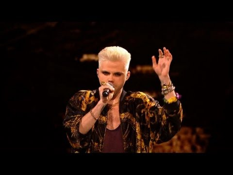 Vince Kidd performs 'Many Rivers To Cross' - The Voice UK - Live Final - BBC One