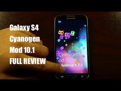 CyanogenMod 9 ICS Running On IPhone 5 Clone --- Goophone I5