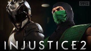 Injustice 2: New Deconfirmed Characters, & More MK Guest Characters?!