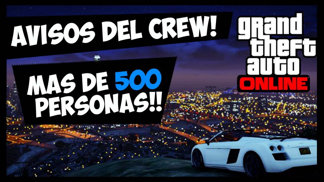 gta online how to join a crew