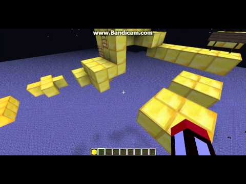 My 1st Minecraft Map SKYHOPPER v.1 by WasteD MC
