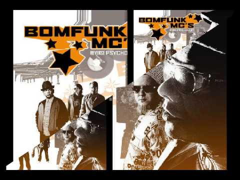 Bomfunk Mcs - Turn It Up (feat. Anna Nordell)