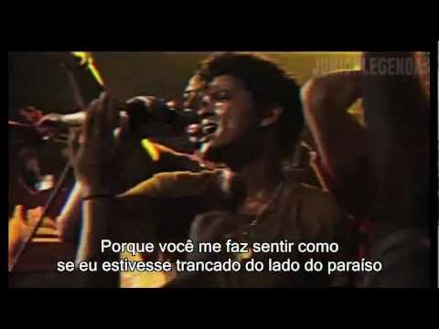 Bruno Mars -  Locked Out Of Heaven (tradução) video