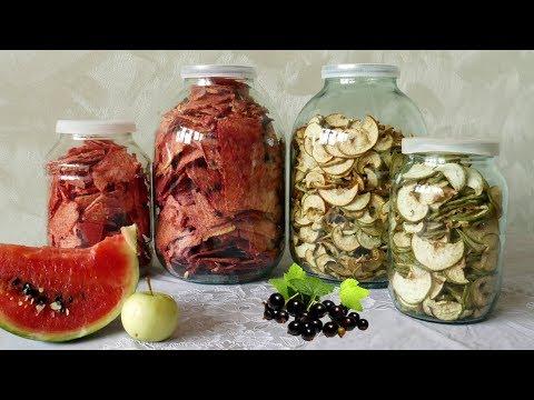 Заготовки на зиму: арбуз, груша, смородина | Анна Чижова