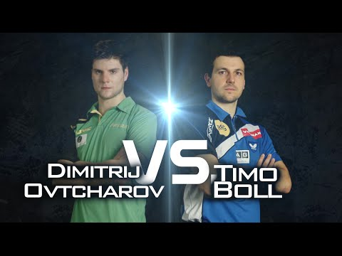 2014 Men's World Cup Highlights: OVTCHAROV Dimitrij vs BOLL Timo (Quarter Final)