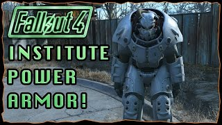 Institute Power Armor! | Fallout 4
