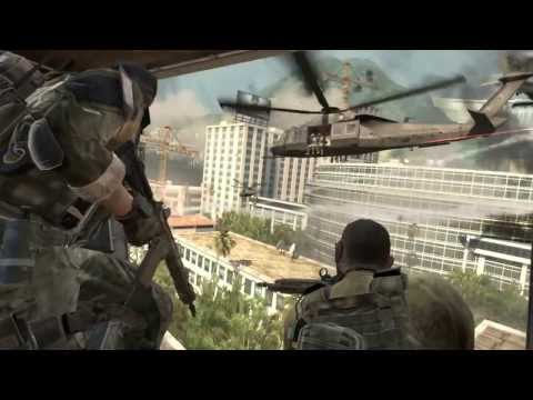 Call Of Duty Ghost: Eminem - Survival (music Video) video