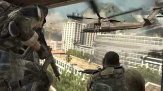 Call of Duty Ghost: Eminem - Survival (Music Video)