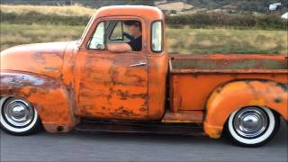 1951 Chevy Truck  Air Ride  Rat Rod