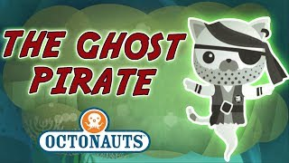 Octonauts - The Ghost Pirate | Solving Mysteries