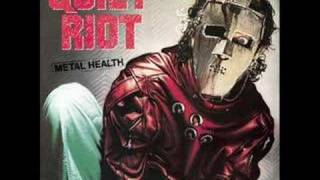 Watch Quiet Riot Run For Cover video
