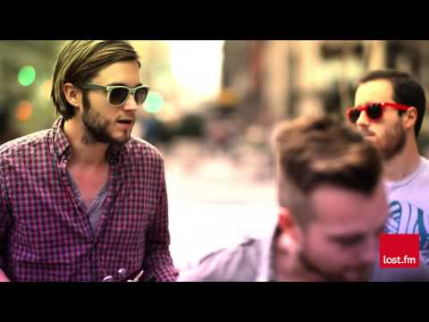 Ivan & Alyosha - Easy To Love (Live @ Last.fm Sessions)