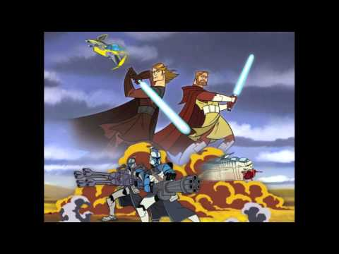 Clone Wars Micro Series Fanmade OST - Battle Under Water