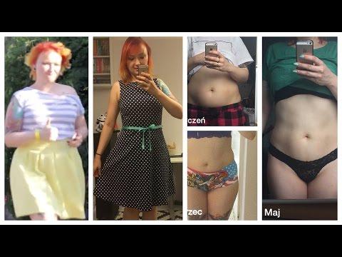 Jak Schudłam - Dieta, ćwiczenia, Zdrowy Styl życia! ♡  Red Lipstick Monster ♡