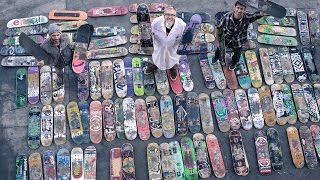 Every Third Thursday No Board Left Behind Recycled Skateboard