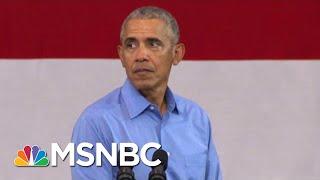 Former President Barack Obama Slams Politicians Lying | The Last Word | MSNBC