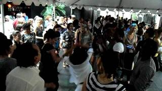 Video 2: A taste of Havana Nights Patio Salsa Party: Sunday, May 29