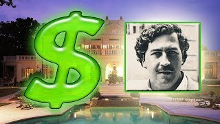 16 Expensive Things Owned By Billionaire Drug Lords Like Pablo Escobar
