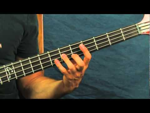 Bass Guitar Lessons Stand By Me Ben E King video