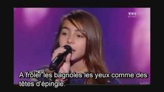 The Voice Kids : Carla-Éblouie par la nuit