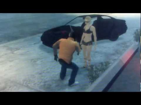 Gta 4 Raped!!! video